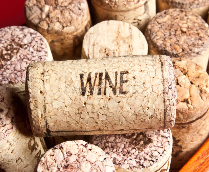 Download Wine cork stock image. Image of cabernet, extraction - 12718361