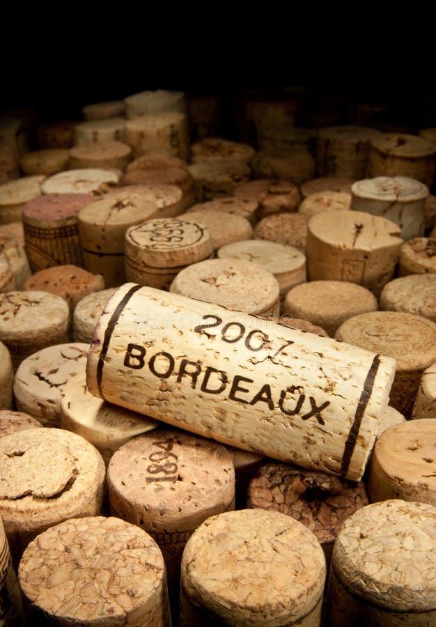 Download Wine cork stock image. Image of drink, expensive, macro - 12761633