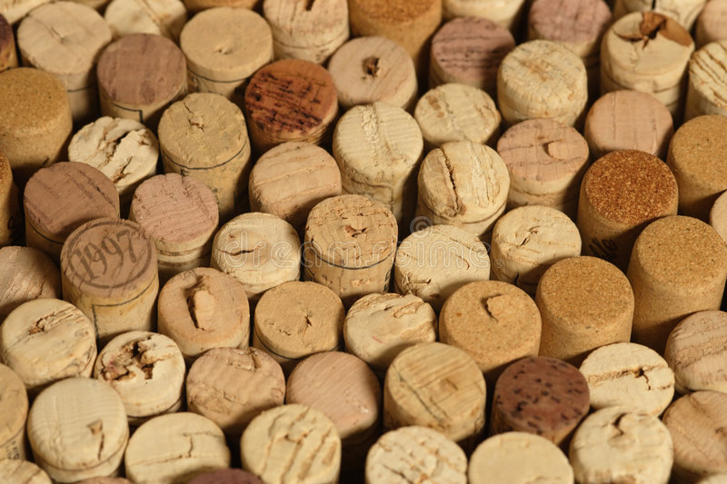 Download Wine Corks stock photo. Image of tops, group, alcohol - 2118110