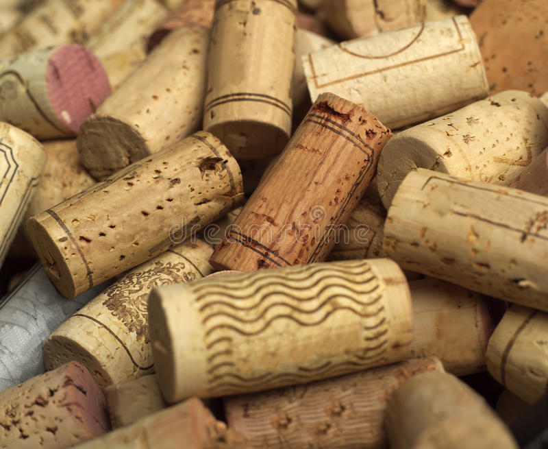 Download Wine corks stock image. Image of textured, backdrop, yellow - 26801767