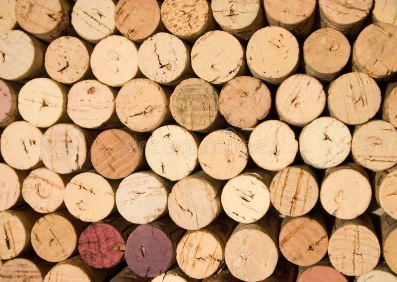 Wine Corks _3 Stock Photos