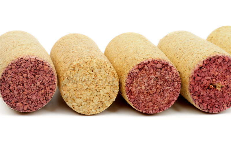 Download Wine Corks stock image. Image of white, heap, macro, bunch - 30812621
