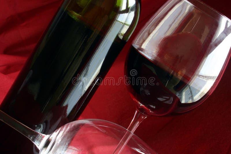 wine för 2 livstid royaltyfri fotografi
