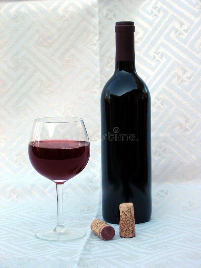 wine för 3 foto arkivbild