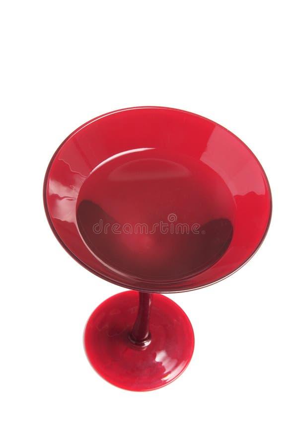 Wine Glass. On Isolated White Background royalty free stock image