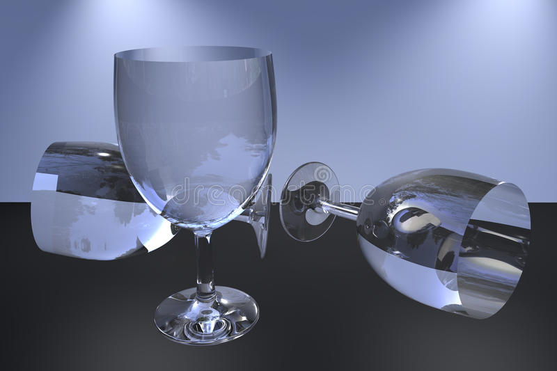 Download Wine Glass Royalty Free Stock Images - Image: 12056609