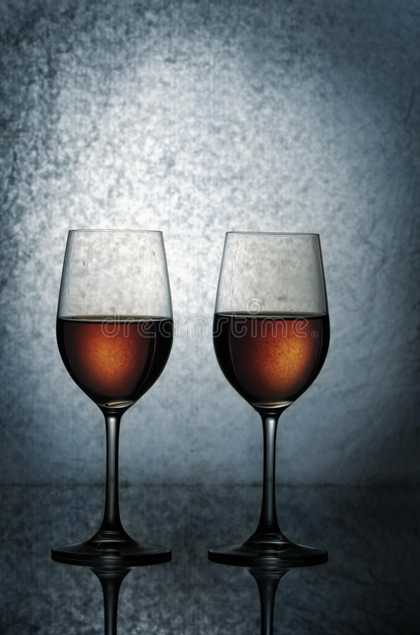 Download Wine in a glass stock image. Image of glare, restaurant - 12846023