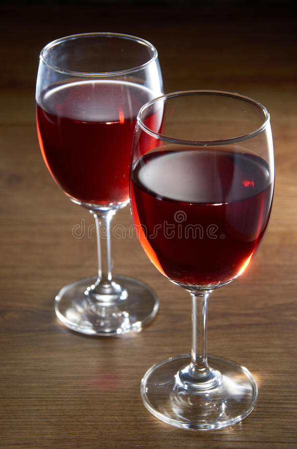 Download Wine Glass stock image. Image of elegant, object, wooden - 22519273