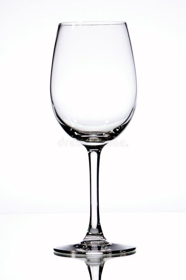 Wine glass. Bar glass holiday wedding white wine stock image