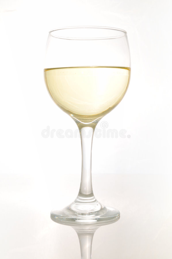 Free Wine Glass Royalty Free Stock Photography - 8195897