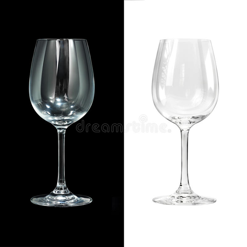 Wine glass royalty free stock photography