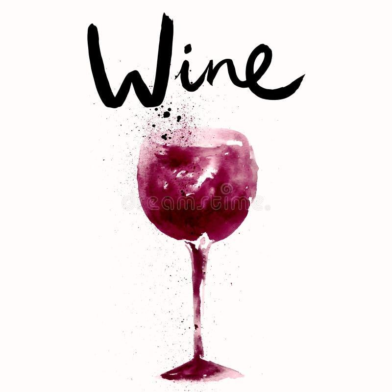 Wine Glass Stock Vector Illustration Of Restaurant