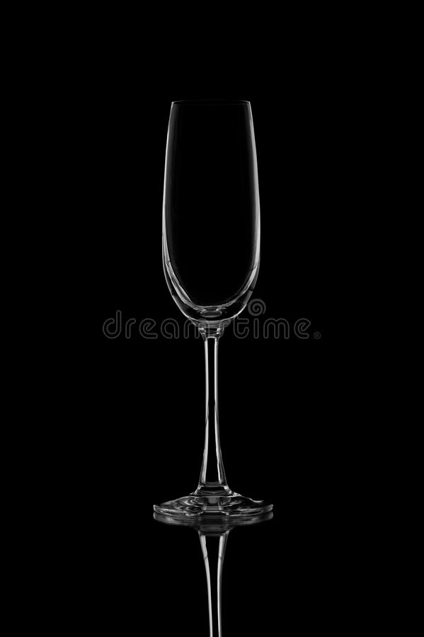 Download Wine Glass Isolated On Black Stock Photography - Image: 24900842