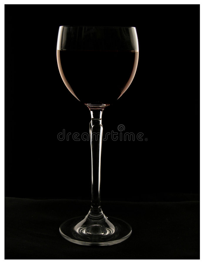 Download Wine glass with wine stock image. Image of background, fragility - 490083