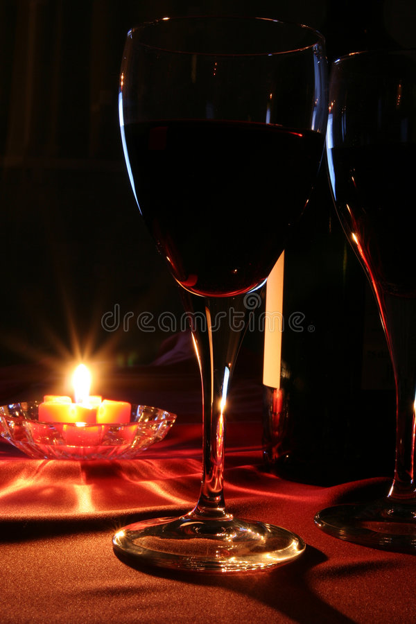 Free Wine Glasses Stock Images - 1660714