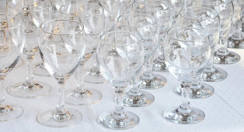 Download Wine glasses stock image. Image of dine, reflection, chillig - 22680545