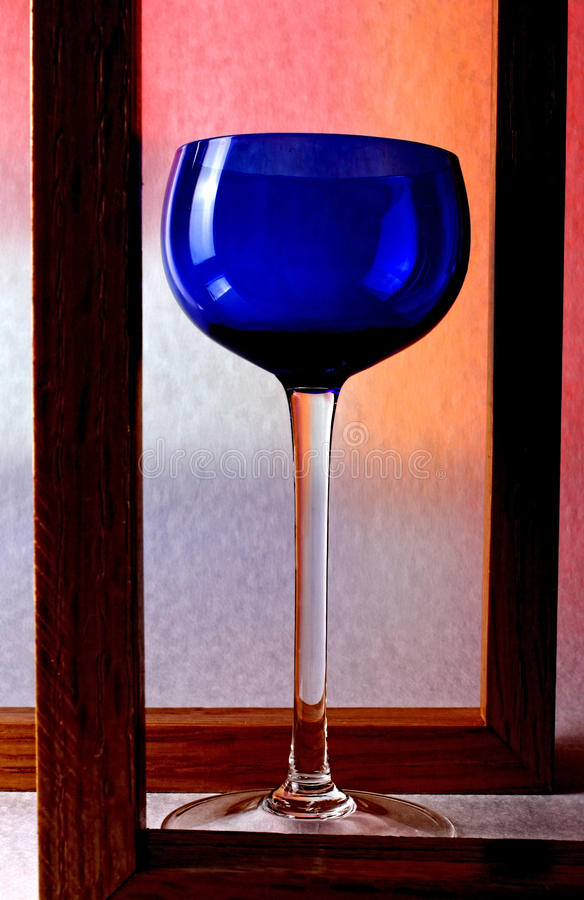 Wine Glassware Background Design royalty free stock images