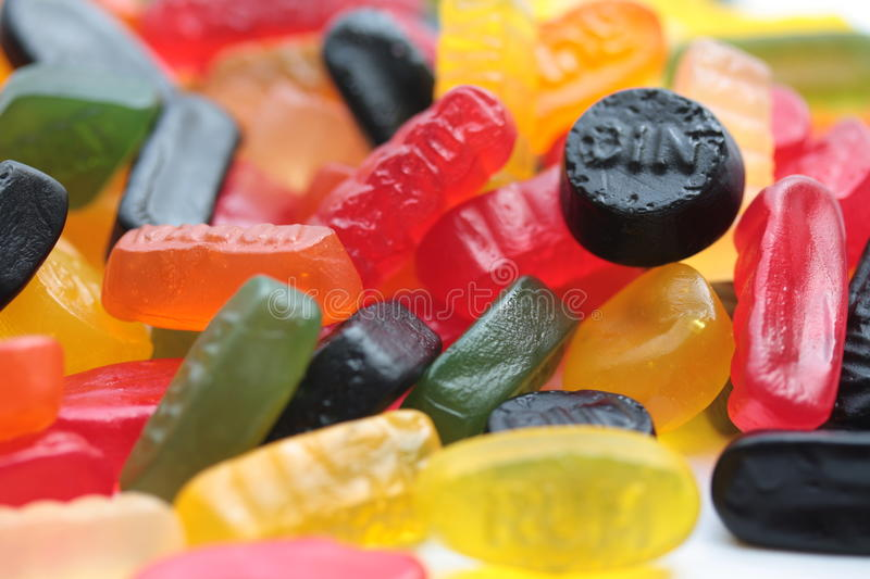 Download Wine Gums Royalty Free Stock Photos - Image: 10403738