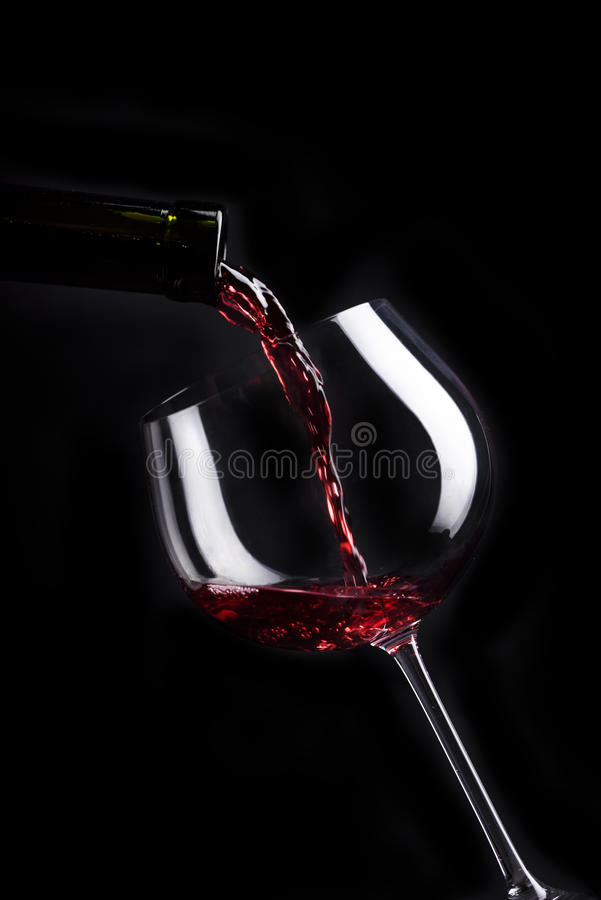 Wine list design royalty free stock photography