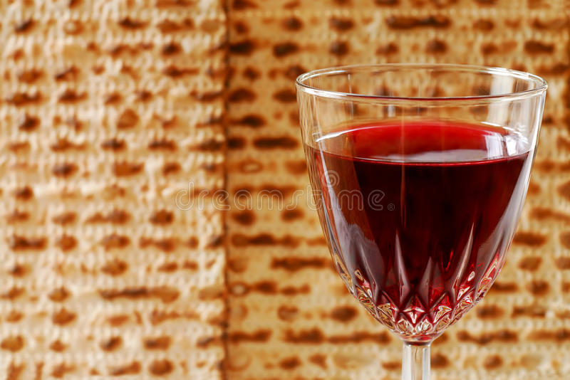 Download Wine and Matzah stock image. Image of spring, life, elements - 18838343