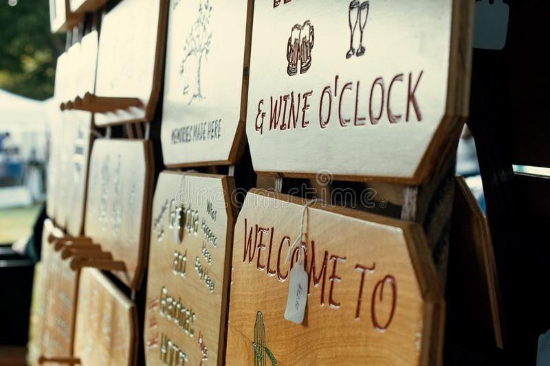 Wine O& x27;Clock stock photos