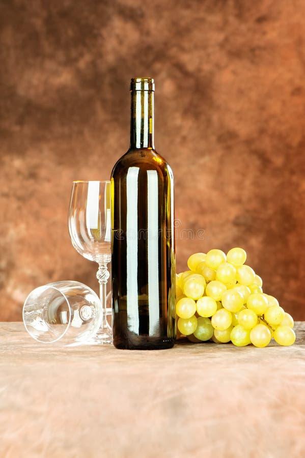 Wine set royalty free stock image
