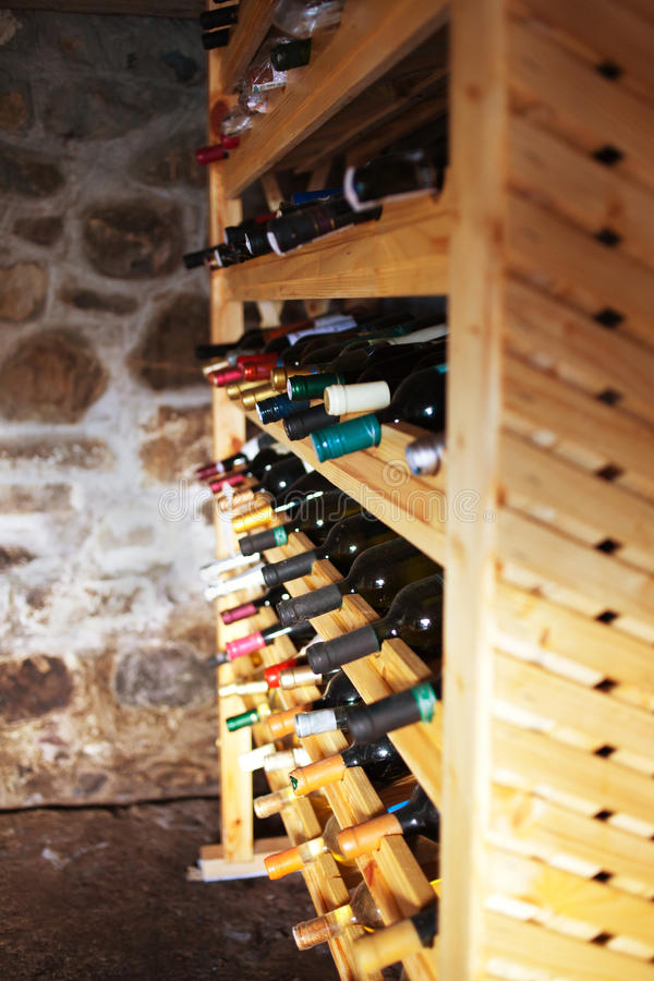 Download Wine shelves stock photo. Image of shelves, bourbon, brewed - 22881306