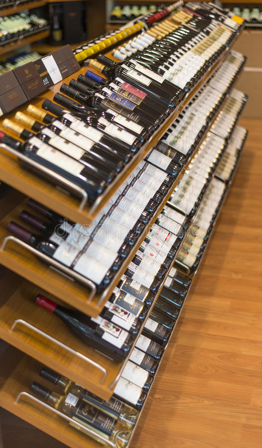 Download Wine Shop editorial image. Image of shop, alcoholic, wine - 26965495
