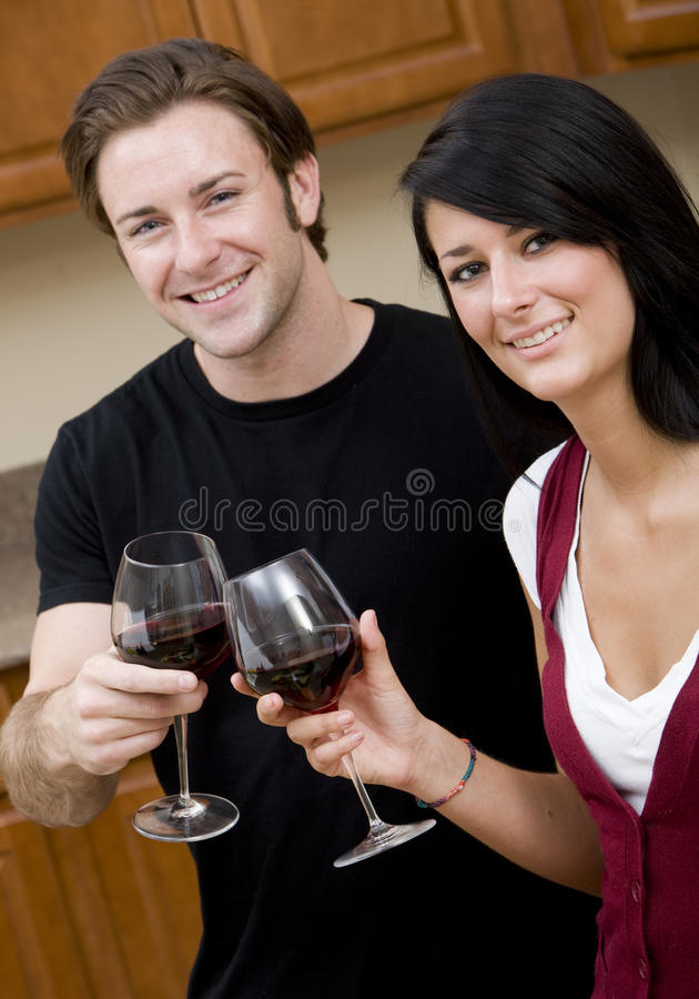 Download Wine Tasting stock photo. Image of attractive, carefree - 10233108