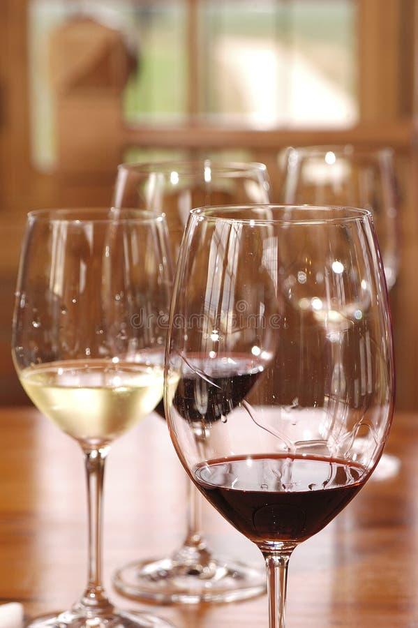 Download Wine tasting stock image. Image of room, first, varietals - 26917413