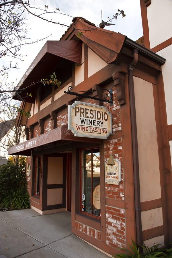 Download Wine Tasting, Solvang, California Editorial Photo - Image: 17957261