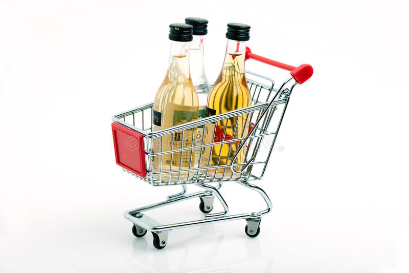 Download Wine trolley stock image. Image of design, calculator - 11831031