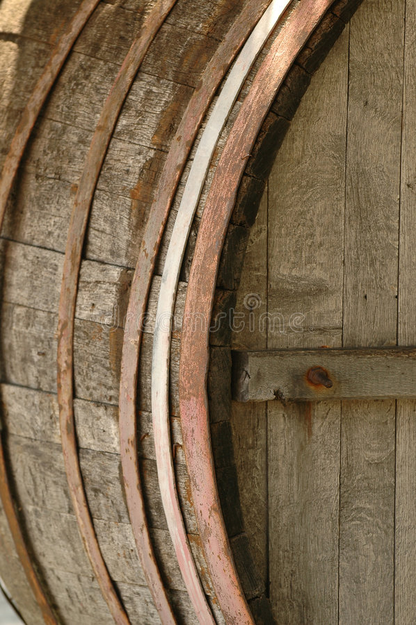 Free Winebarrel Royalty Free Stock Photography - 1808207