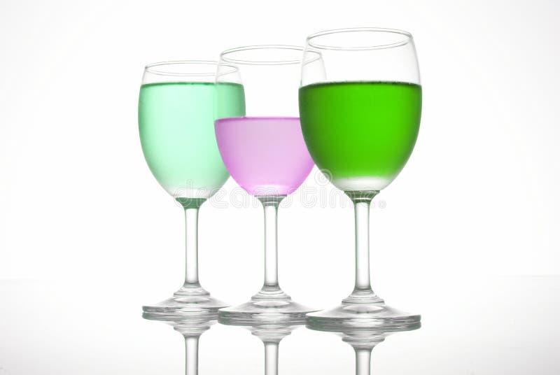 winecup 3 στοκ εικόνα