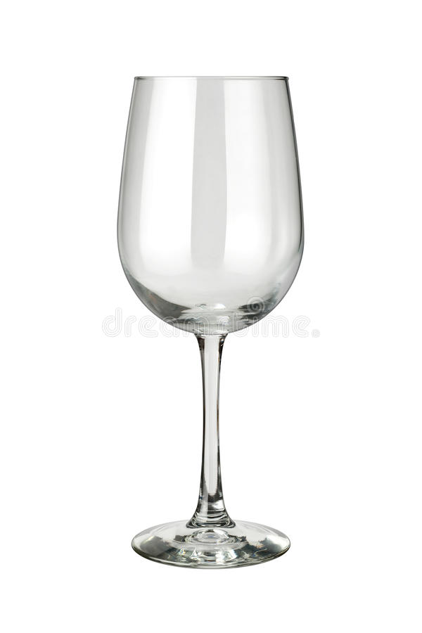Wineglass isolated. On a white background. Isolation is on a transparent layer in the PNG format royalty free stock photos