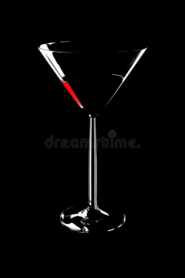 Download Wineglass stock illustration. Image of color, drink, object - 11790595
