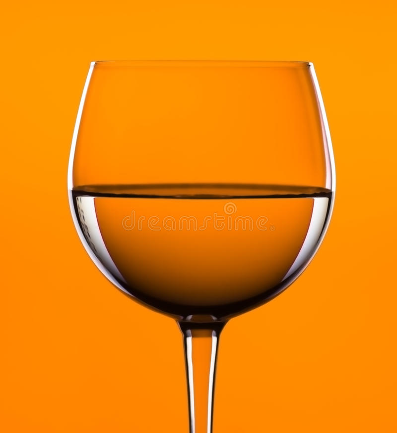 Wineglass imagem de stock royalty free