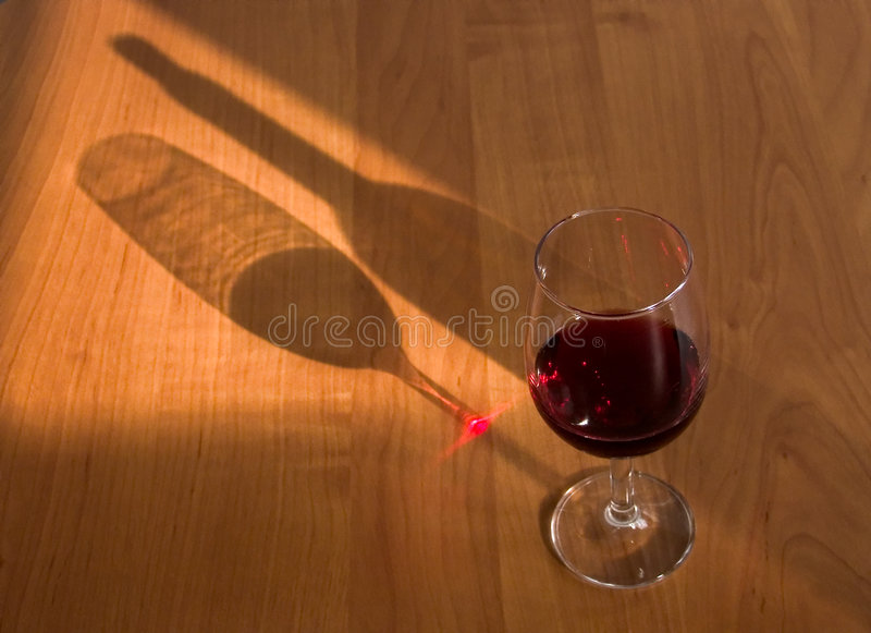 Download Wineglass stock image. Image of glass, pair, wood, brown - 152995