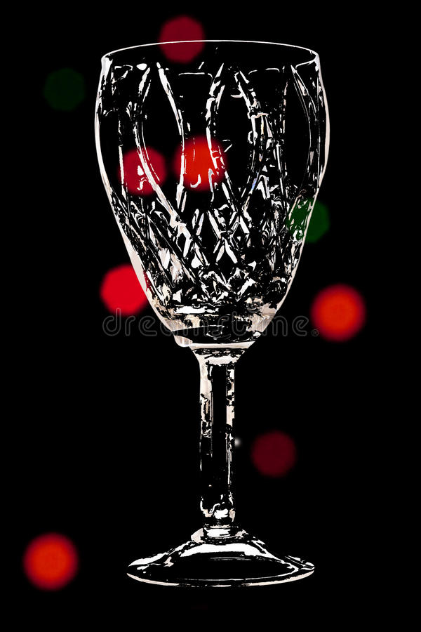Download Wineglass stock photo. Image of blurred, wineglass, dark - 22419456
