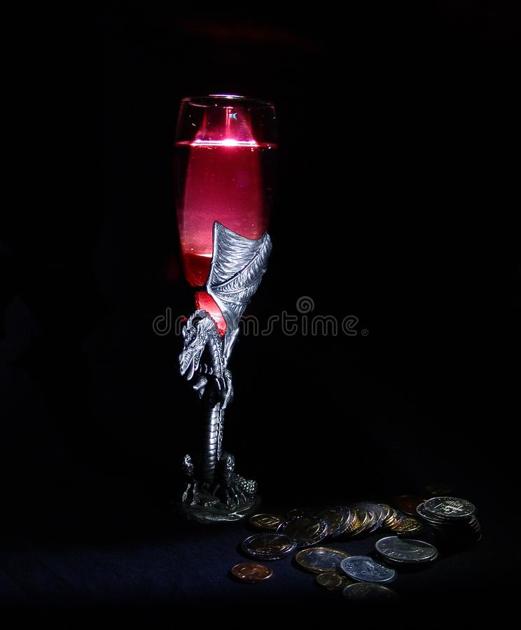 Download Wineglass stock image. Image of night, alcohol, healthy - 3155209