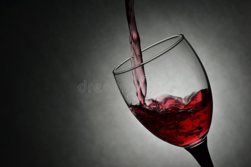 wineglass fotografia de stock royalty free