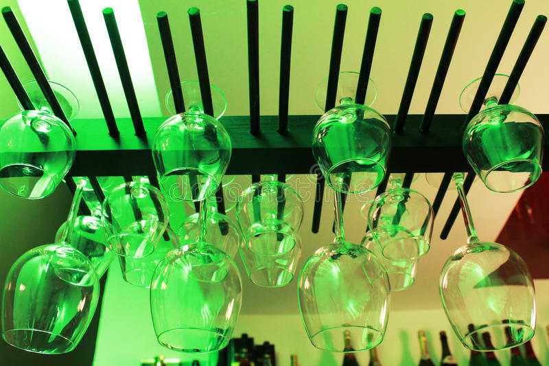 Wineglass royalty free stock photos