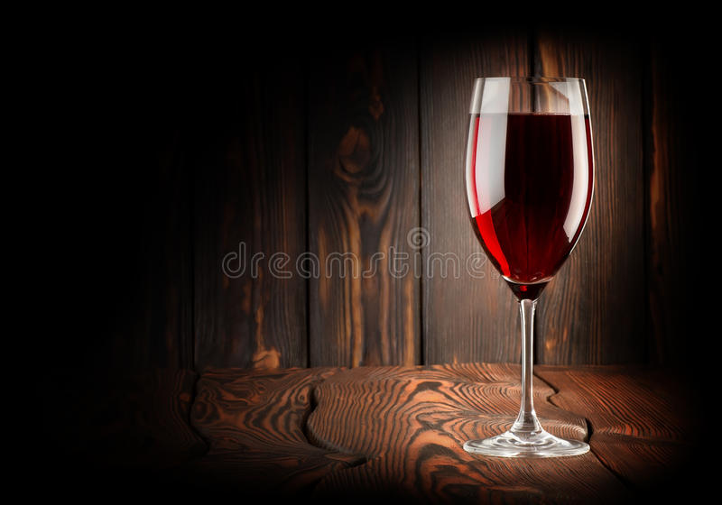 Download Wineglass of red win stock image. Image of black, cabernet - 25416331