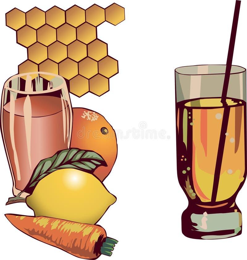 Wineglass1 illustration de vecteur
