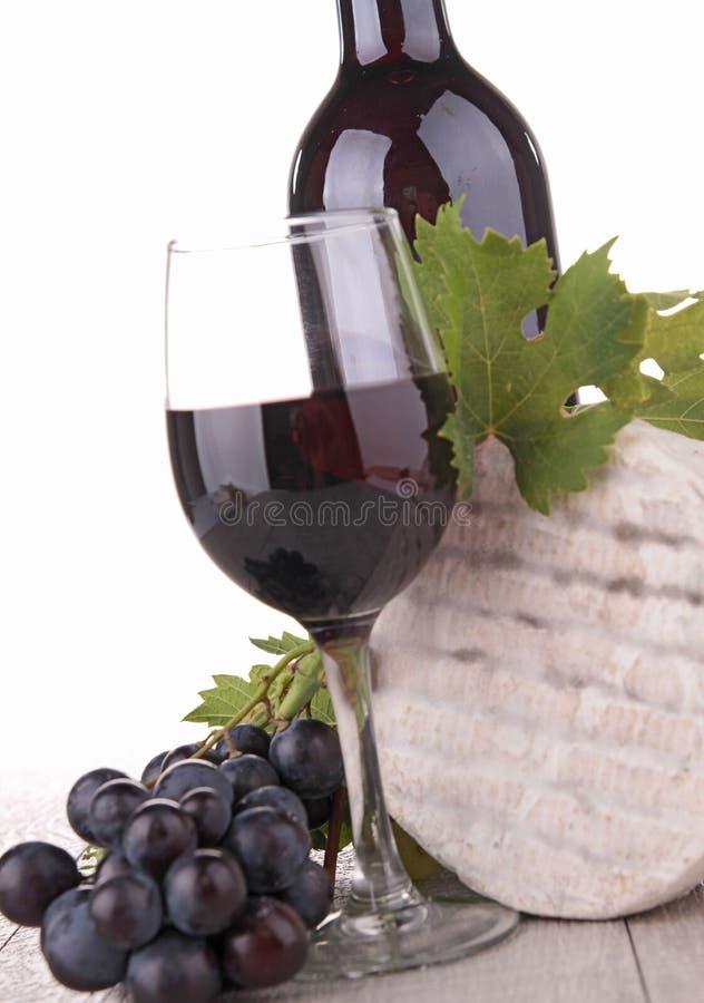 Download Wineglasse foto de stock. Imagem de rustic, bebida, camembert - 26505852
