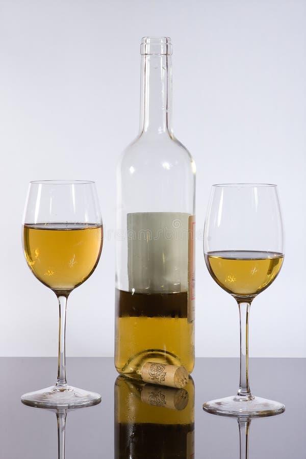 wineglasses κρασιού στοκ φωτογραφία με δικαίωμα ελεύθερης χρήσης