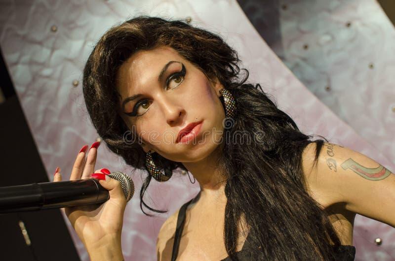 Winehouse de Amy fotografia de stock royalty free