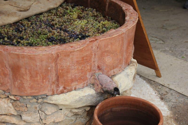 Download Winemaking stock image. Image of juice, press, green - 34277171