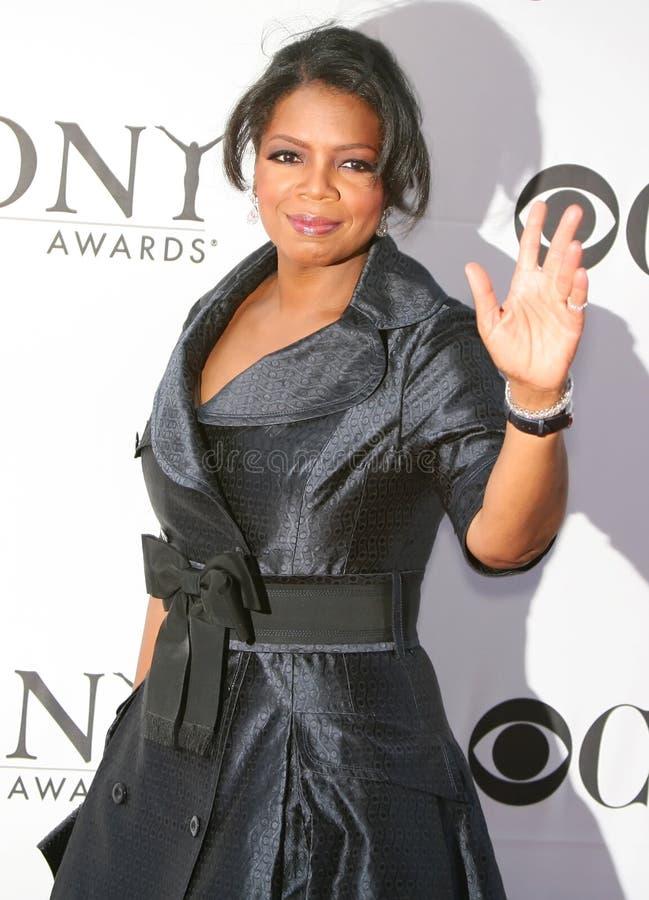 winfrey oprah стоковое изображение