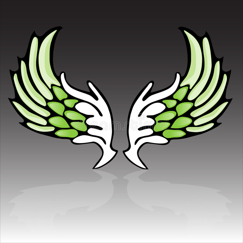 Download Wing Royalty Free Stock Photography - Image: 4073297